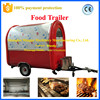 coffee machinery tuk tuk, ice cream cart fast food elettrico triciclo carrello, hand push crepe vending cart