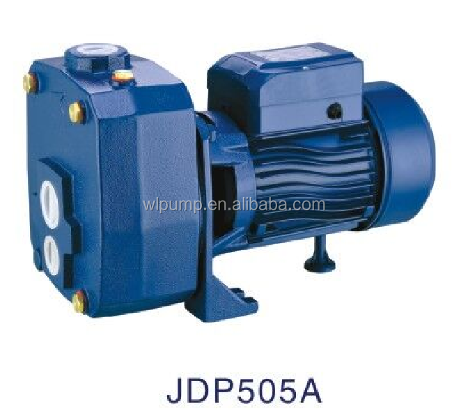 JDP SERIES Self-Priming JET and Centrifugal china Water pump connect with extra Ejector