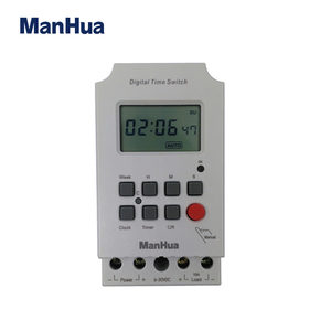 Manhua MT361S-G 12V best selling products digital timer switch