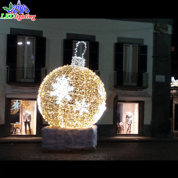 white led ball christmas lightsled hanging ball motif light led 3d motif ball