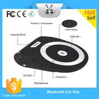 New China Product bluetooth handsfree car kit cheap bluetooth speaker kit car bluetooth online shop china