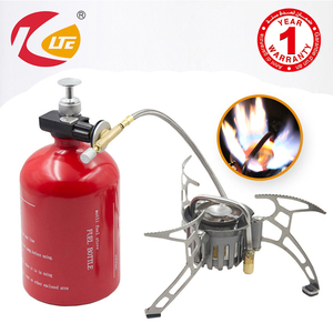 KLTE Multi Fuel Camping Stove