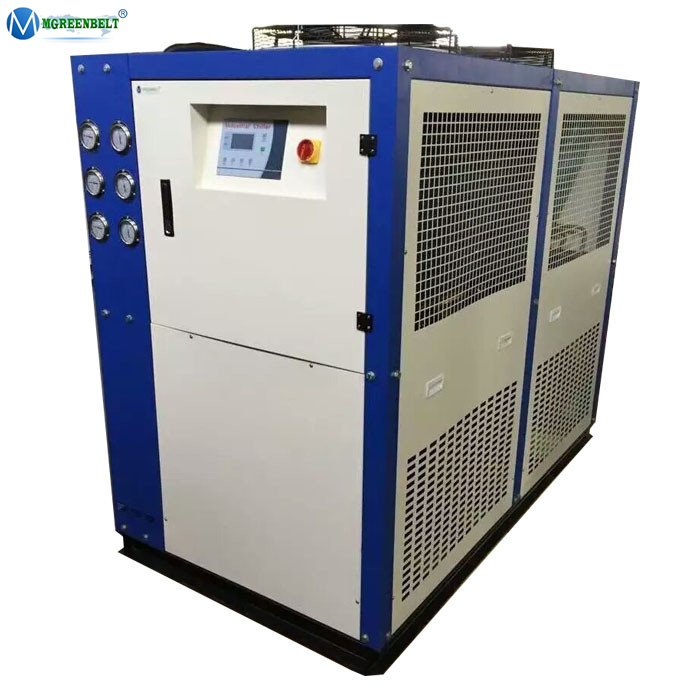 China Top Fabrikant UL 15 HP 10 Ton Industriële Chiller Luchtgekoelde Water Chiller