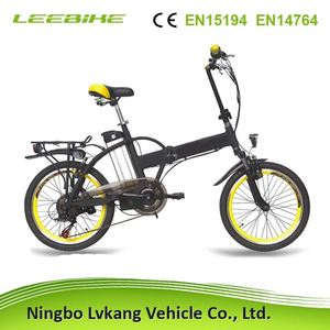 City design wholesale 20 inch family used electric bicycle