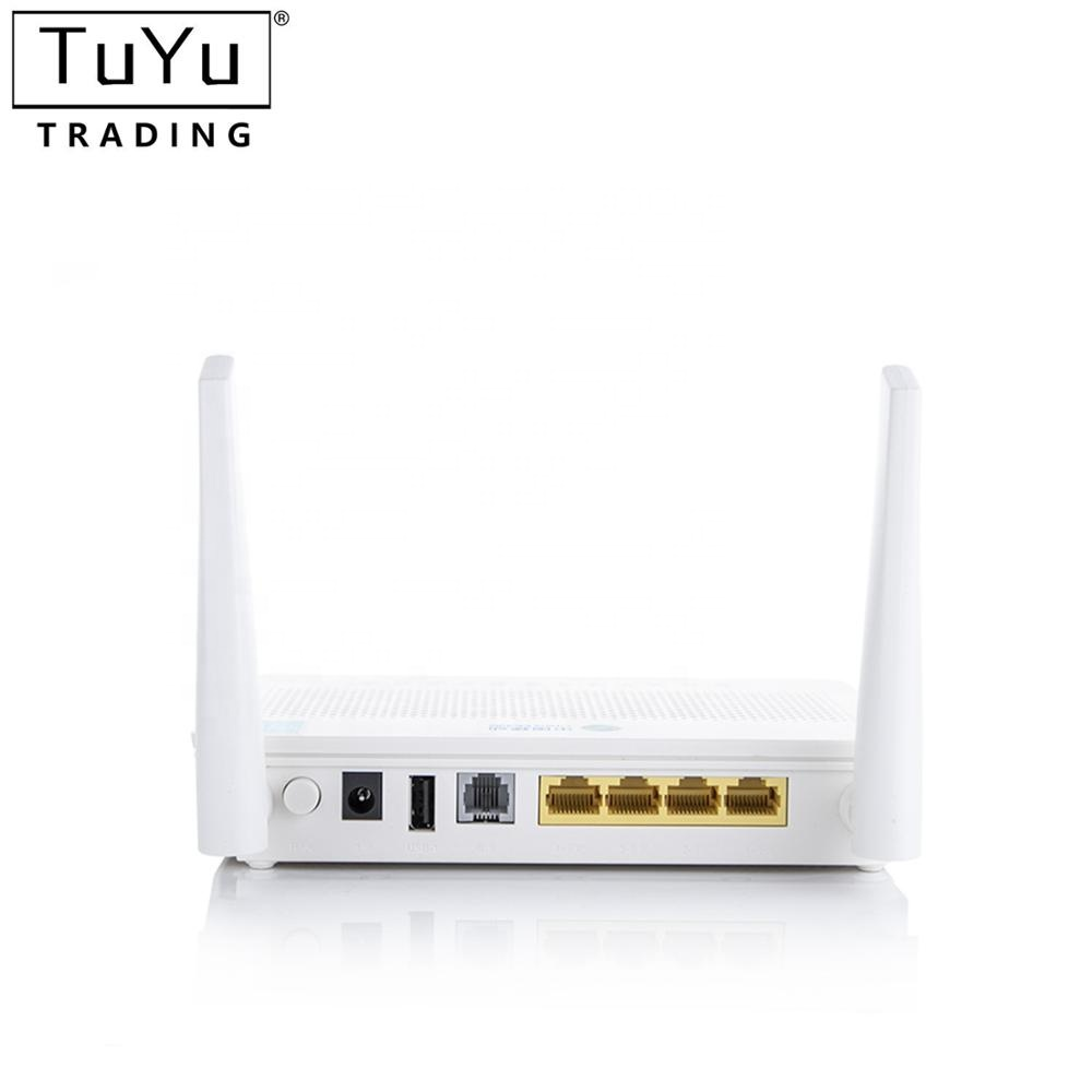 Huawei HS8546V5 GPON OLT ONU FTTH con 4GE + VOIP WIFI Dual Band 2.4G 5G
