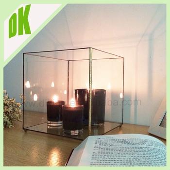 Glass Succulent Airplant Terrarium Or Lantern. ~ Decorative Items