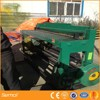 high quality full automatic rebar wire mesh guarding fence panel welding machine
