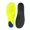 EVA Adult Flat Foot Orthopedic Insoles Arch Support Orthotics Shoe Insole