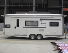 BW RV motor home Smart Camp trailer 7001/7002 RV Caravan