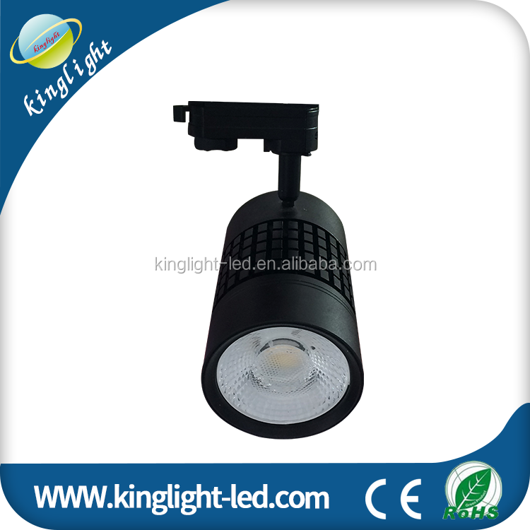 Floodlight 30 W LED Rail 3-Phase White Natural Light
