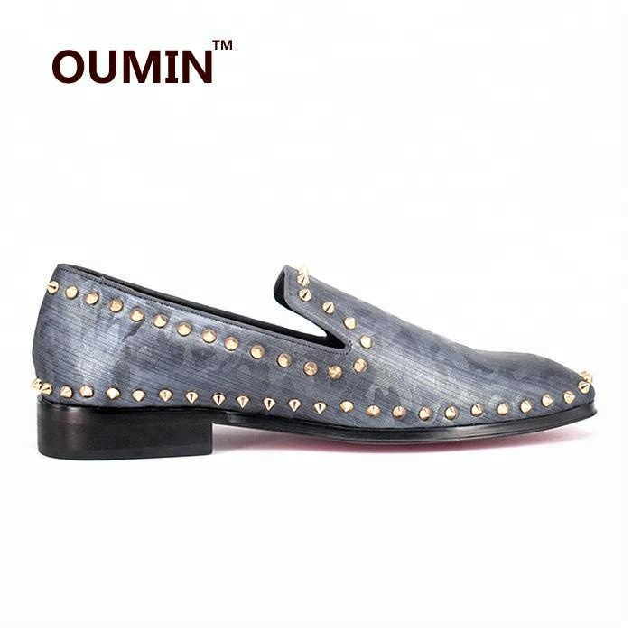 with on men dress shoes leather drilling slip tqwXAXH