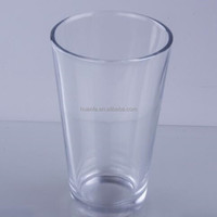 hot selling 16oz Wholesale drinking Pint Glass promotional glass Beer glass