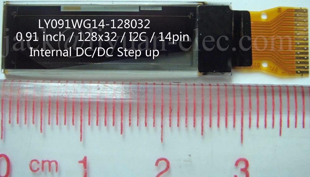 HTB1D1GpQFXXXXXNXpXXq6xXFXXX8 0 91'' inch 128x32 14pin i2c ssd1306 monochrome white iic oled SSD1306 BS2 at bakdesigns.co