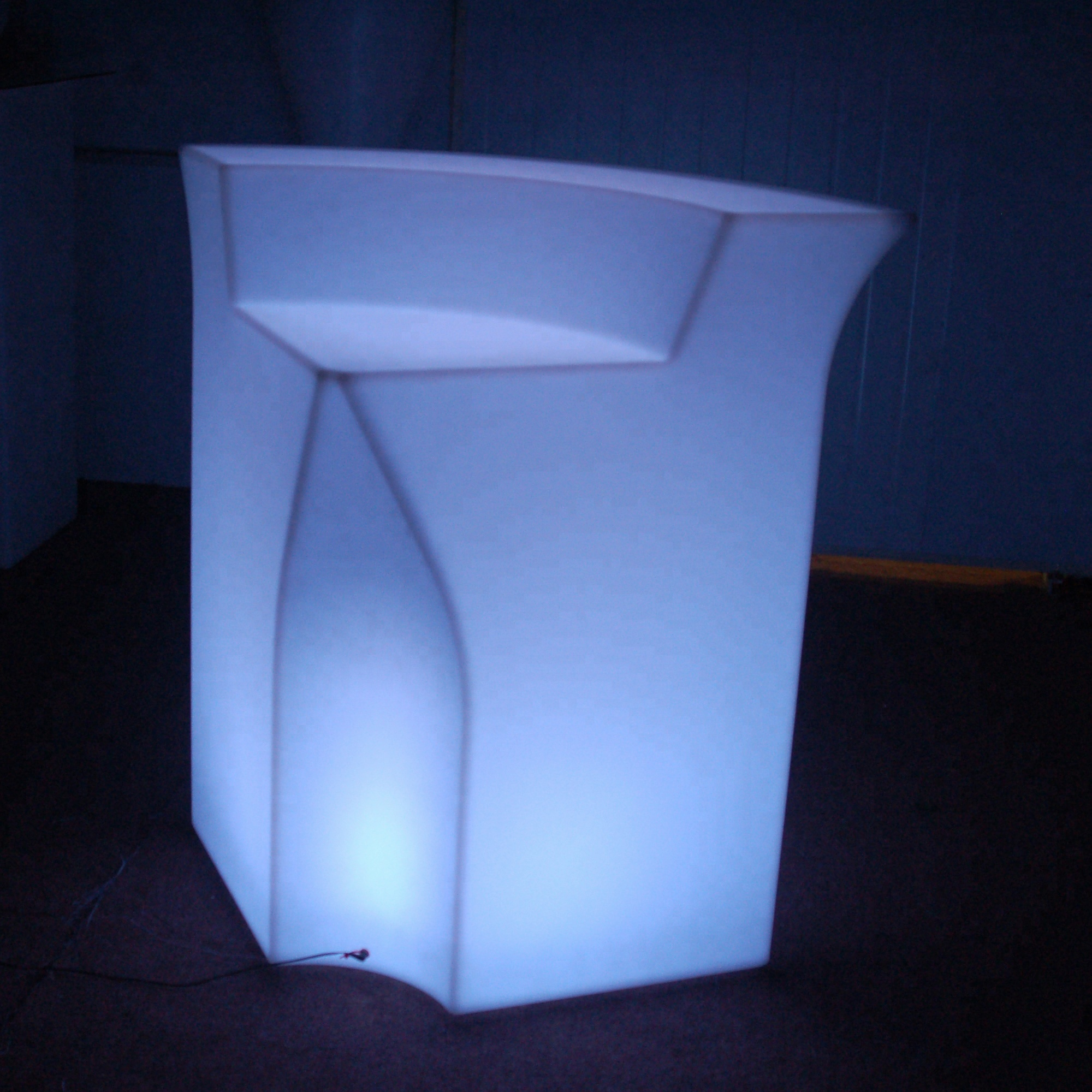 Party illuminated Furniture Outdoor Led <strong>Bar</strong> Counter