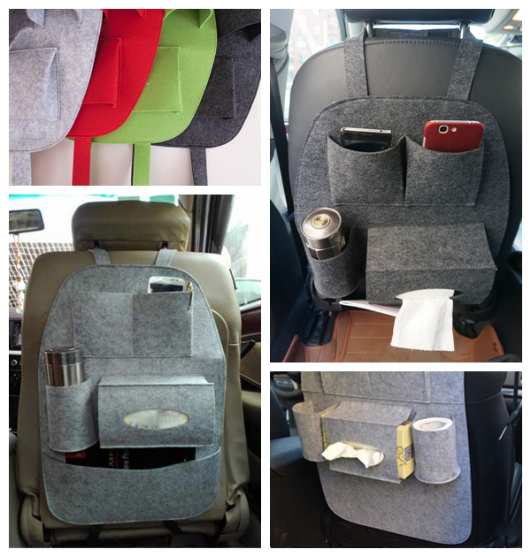 Car Backseat Organizer - Baby Accessories,Kids Small Toys & Travel ...