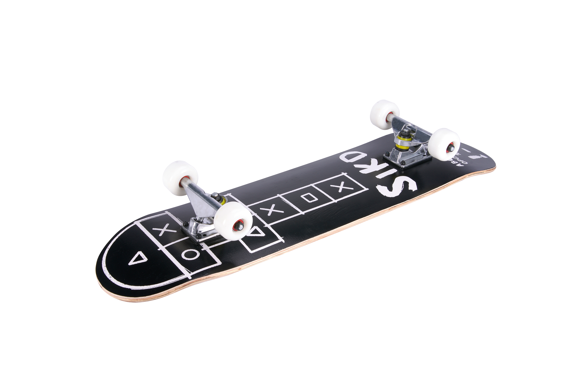 Good quality nice design long skateboard hot sale skateboard
