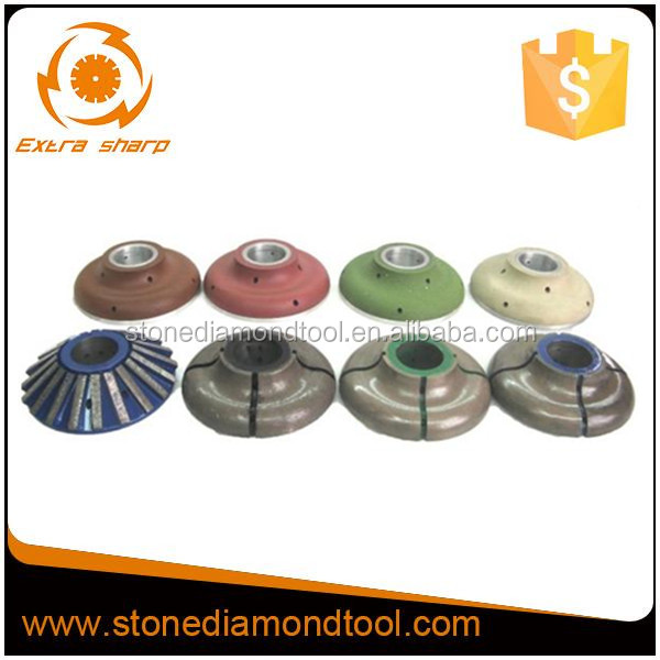 Diamond cnc profiling granite for cnc machine tools