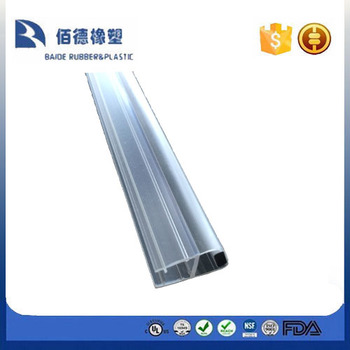 Magnetic Profile For Glass To Glass Shower Door Seal Buy Magnetic