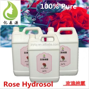 Healthy Bulgaria Rose Water Bulk Rose Floral Water Organic Rose Hydrosol Prices Rose Hydrolat For Whitening And Moisturizing