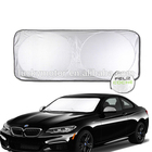 Wholesale Auto Foldable Front Sunshade Car Sunshade With Pouch M
