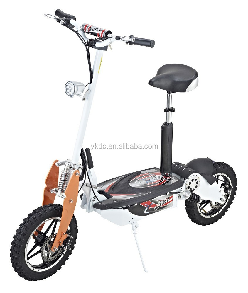 Christmas gift 14 inch big balance wheel CE ROHS EEC electric scooter 48V1000W