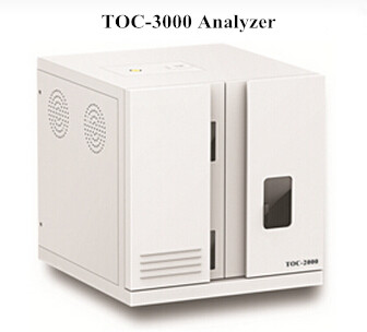 High Precision Total Organic Carbon Analyzer For water TOC-3000 analyzer for lab
