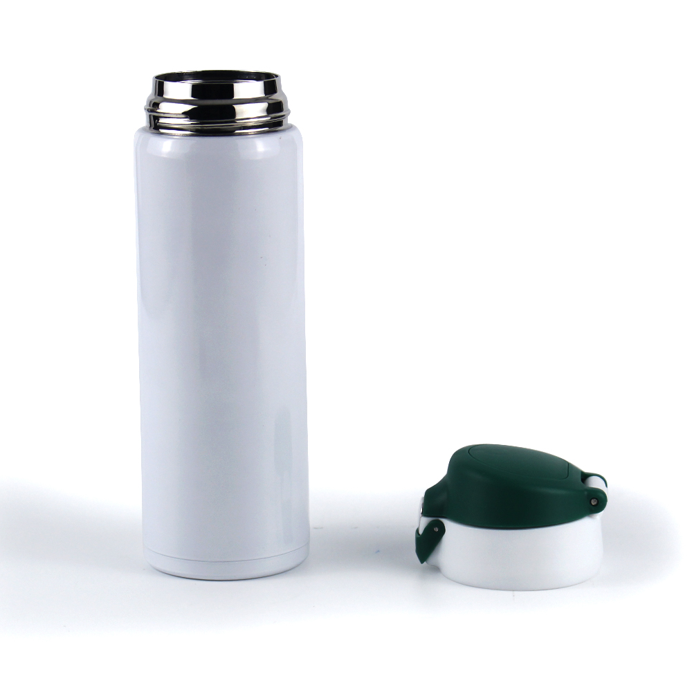 Hot sale Double walled 304 Stainless Steel flip lock Water Bottle Vaccum Flask For Outdoor