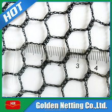 100% New HDPE Cheap Plastic Agricultural bird net trap