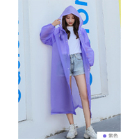 2020 New Arrivals Reusable Fashion Custom 100% EVA Transparent Custom Rain Coat Adult Waterproof Raincoat