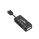 Rocketek USB 2.0 OTG SD / TF Card Reader , Male Micro USB to Female USB for Android / Tablets with OTG Function