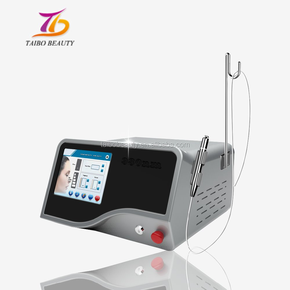 980 nm diode laser for spider veins and vascular removal