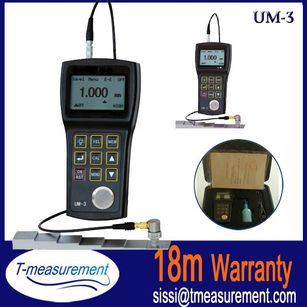 Smart type Taijia dry/wet film thickness gauge UM-3