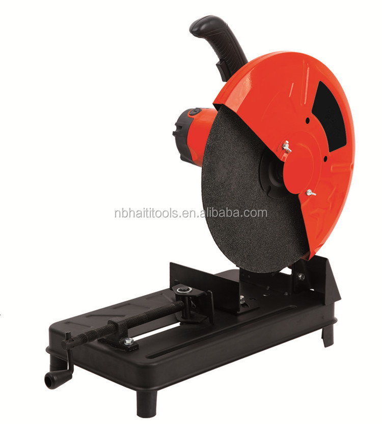 steel cut off saw machinery 1800W 355mm cut off saw for metal