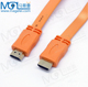 1.5M Colorful Flat HDMI Cable Hdmi To Hdmi Extension Cable Male-Male For Monitor/Projector/Computer Connection TV Line