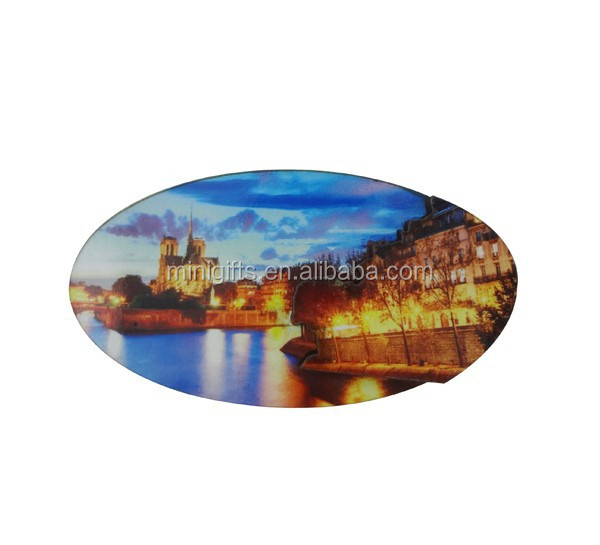 Personalized Best sale eco-friendly 3D OEM Available Reasonable Price Fridge Magnets/wooden magnet