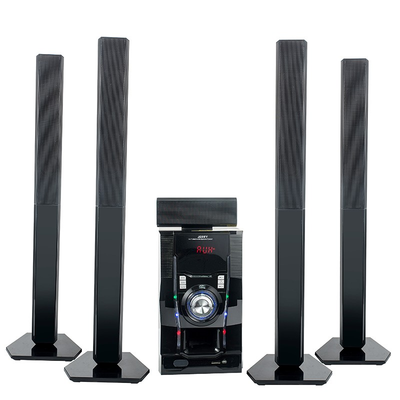 Active Type and 6(5.1)Channels 5.1 active home theater speaker system