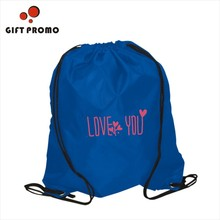 Custom Nylon Recycled Drawstring Bag