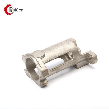 OEM customized Custom Fabrication Services with investment casting of stainless steel precision casting parts