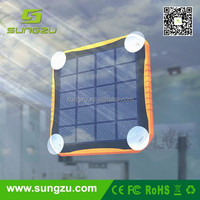 new innovative cheap solar mobile phone charger on UK market 2015 new solar charger review