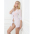 HSZ 6216 Wholesale High Quality Spandex Garment Adult Women Sleepwear with Sexy Lace Romantic Nightgowns