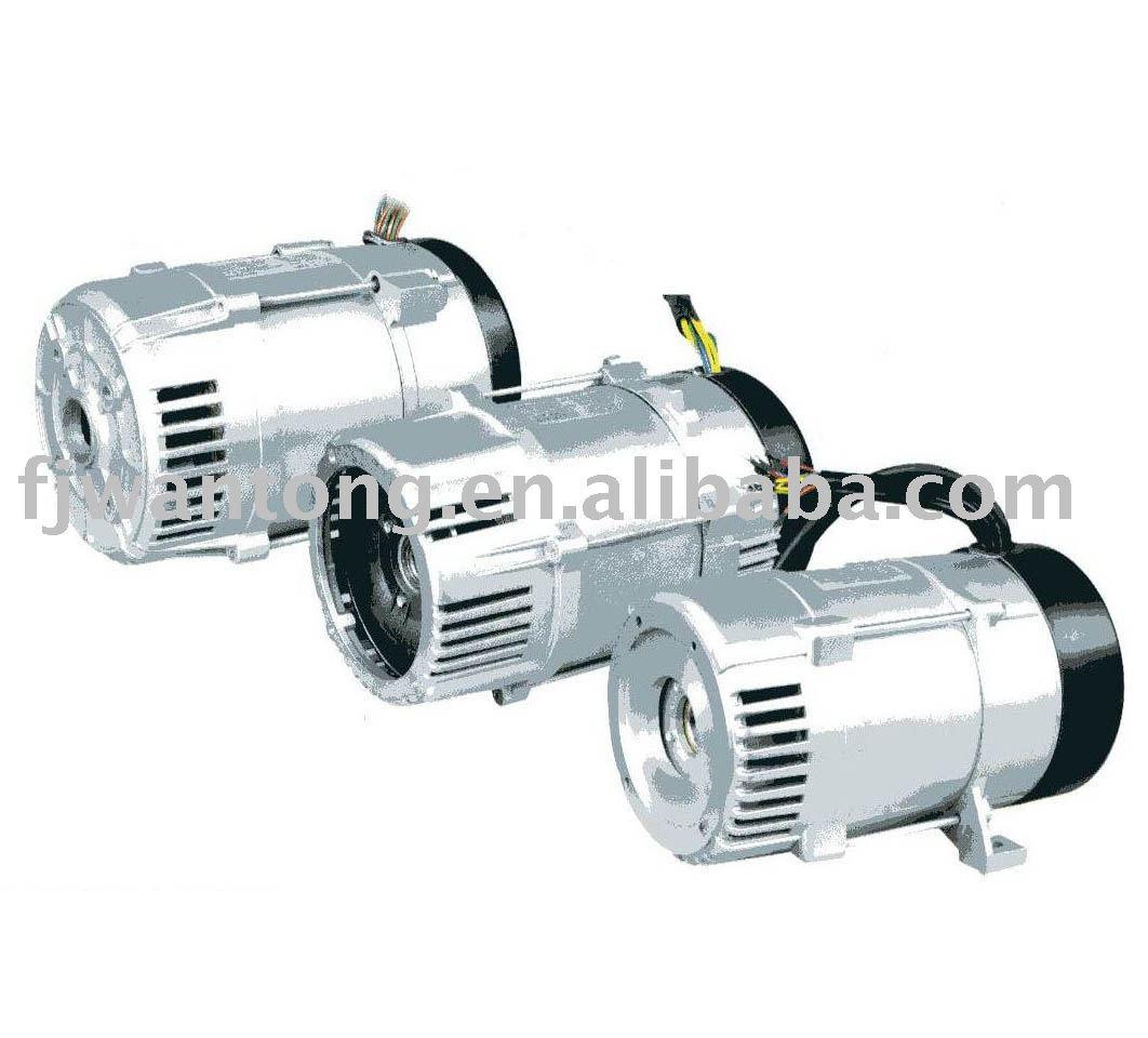 2 Poles Brushless Alternators 3kw - Buy Brushless Alternator 3kw,Ac ...