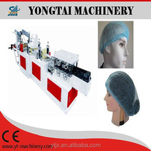 nonwoven PE bouffant Cap Machine