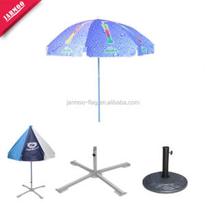 Fashion Promotion No MOQ for advertisement sun garden parasol umbrella parts