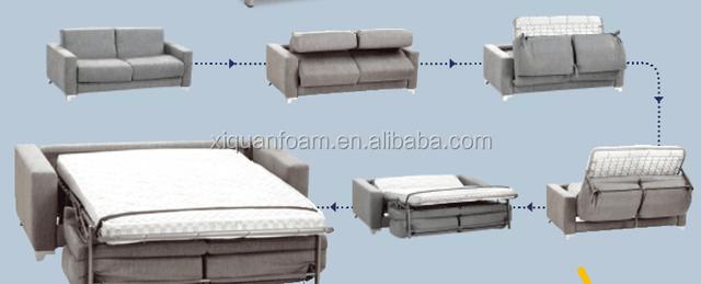 Sofa Bed Foldable Foam Mattress