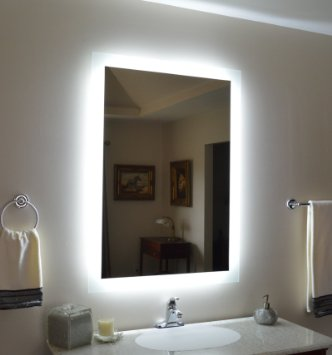 Led Bathroom Mirror Led Bath Mirrors With Light