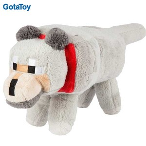 High quality custom Wolf Plush Stuffed Toy cartoon wolf