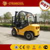 manual hand stacker forklift YTO forklift CPCD25 2.5 ton new all terrain forklift price Hot sale