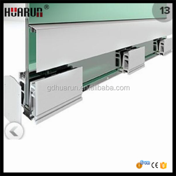 Invisible Glass Banister Pool Fence Mounting Bracket Flooring Aluminum In Europe