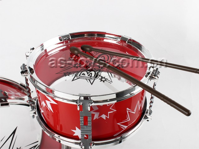 china supplier provide children toy instrument miniature drum for wholesale