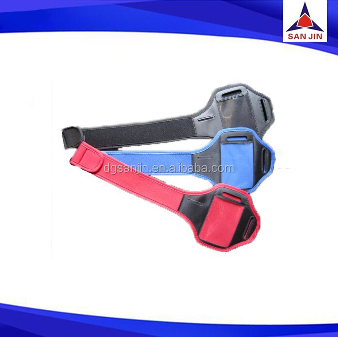 High Quality Neoprene Sports Armband Phone Holder For smart phone